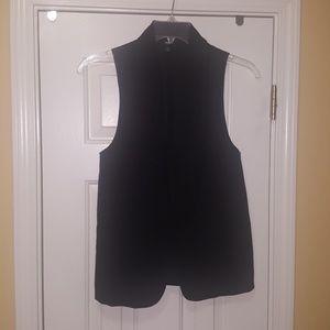 Women's Mossimo black vest - Size XS